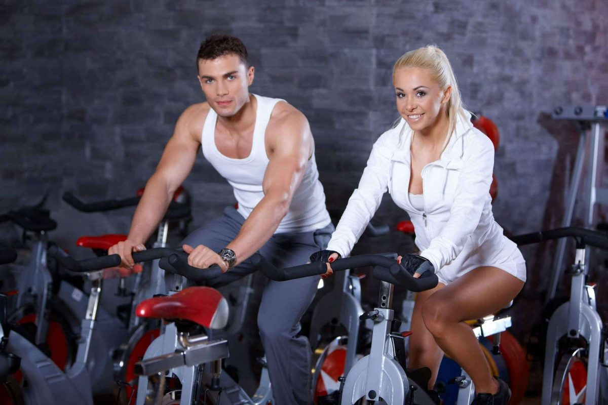 Bicycles and treadmills